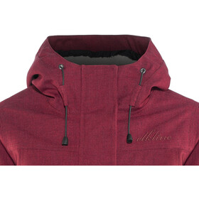 Elkline Apres Ski Winter Coat Women rioredmelange